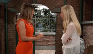 Joss asks Lucy for help on General Hospital
