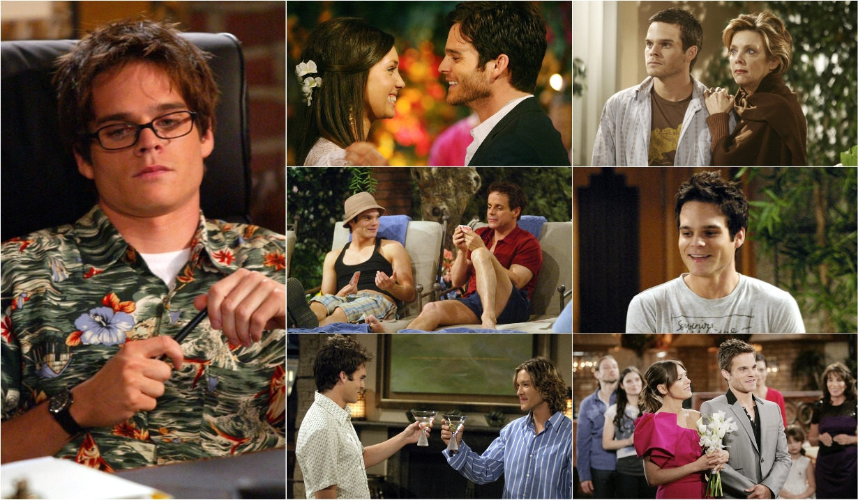 Kevin Fisher collage Young and Restless