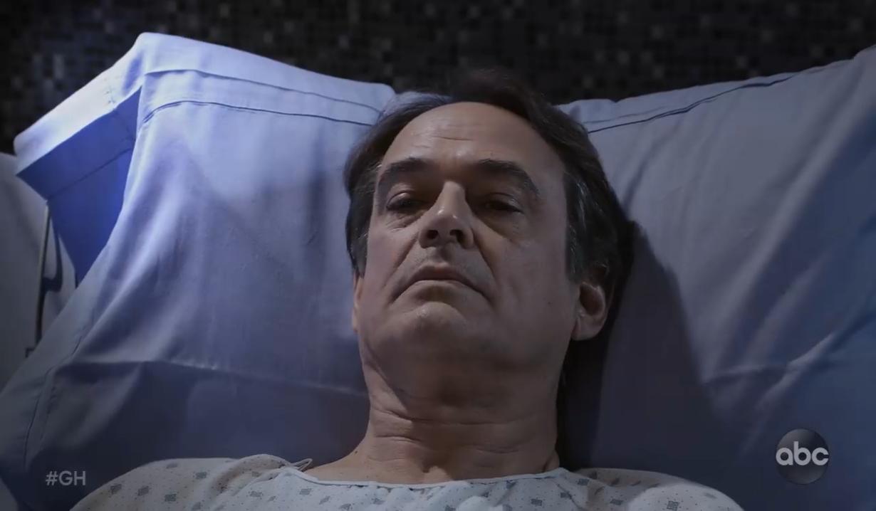 Kevin visits Ryan General Hospital