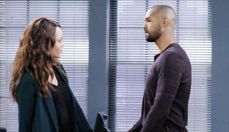 Lani and Eli split on Days of our Lives