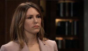 Margaux believes in Shiloh on General hospital