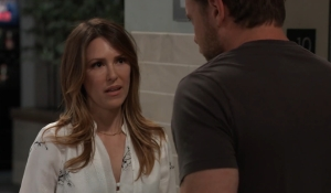 Margaux wants something from Drew General Hospital