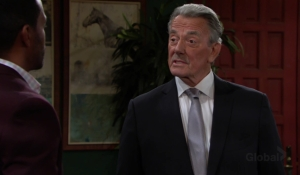 Victor puts Nate on notice Young and Restless