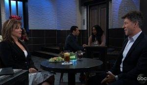 Neil and Alexis talk Kristina General Hospital