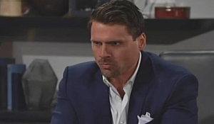 Nick fumes at Adam on Young and Restless