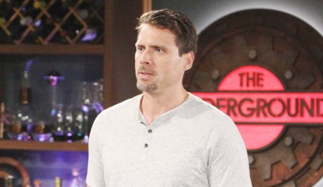 Nick learns about Victor on Young and the Restless