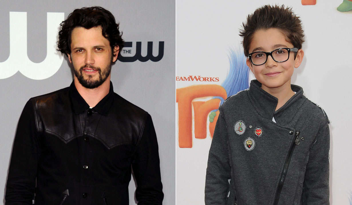 Nathan Parsons and Nicholas Bechtel from General Hospital