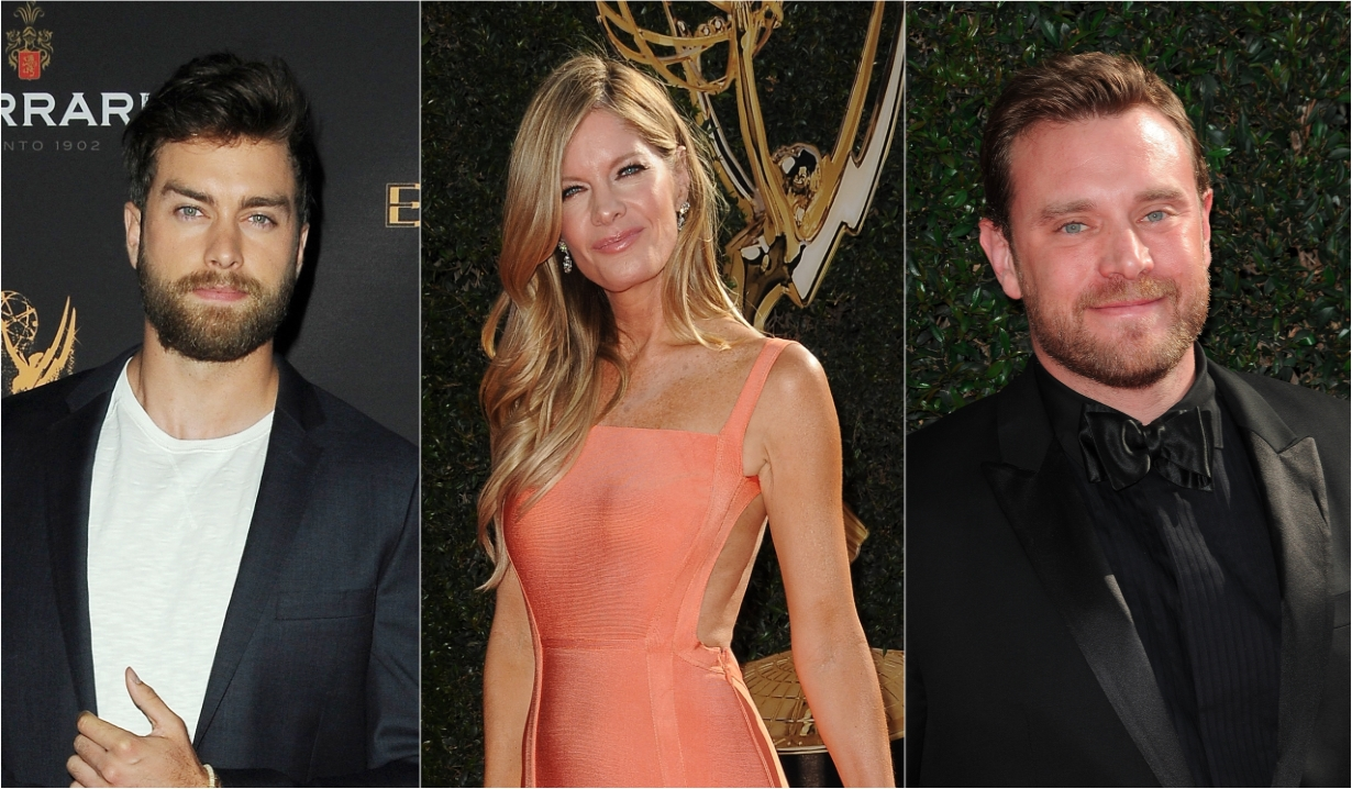 Pierson Fode Michelle Stafford Billy Miller soaps news days of our lives general hospital the young and the restless the bold and beautiful
