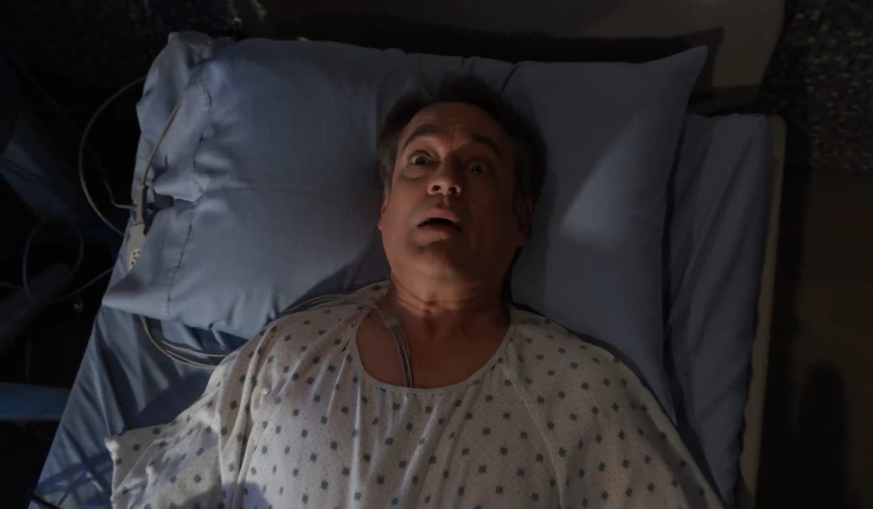 Ryan has a seizure General Hospital