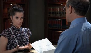 Sam in disguise on General Hospital