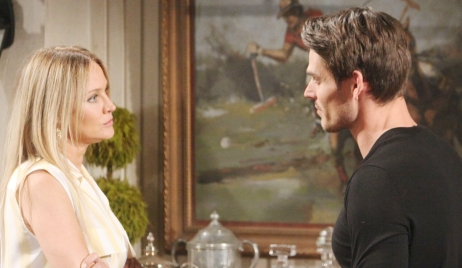 Sharon wants Adam gone Young and Restless
