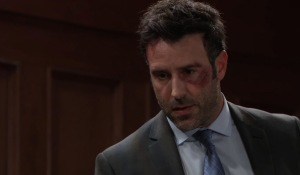 Shiloh in court on General Hospital