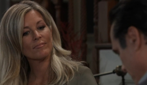 Sonny tells Carly he has a plan General Hospital