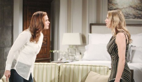 Summer and Phyllis on Young and the Restless