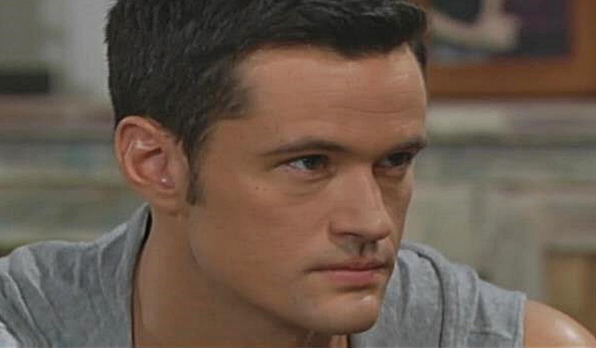 Thomas glares at Liam on Bold and Beautiful