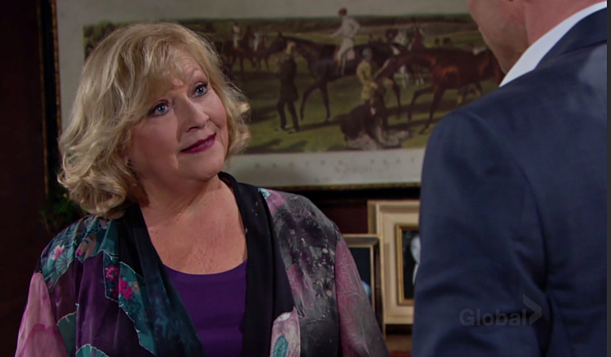 Traci Cane you're incredible Young and Restless
