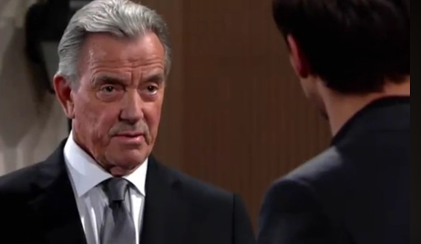 Victor orders Adam off property Young and Restless