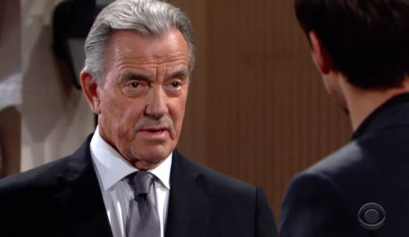 Victor orders Adam out on Young and the Restless