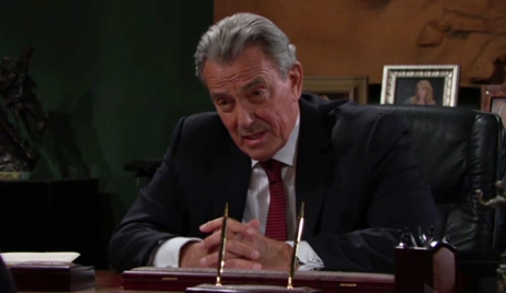Victor reveals illness Young and Restless