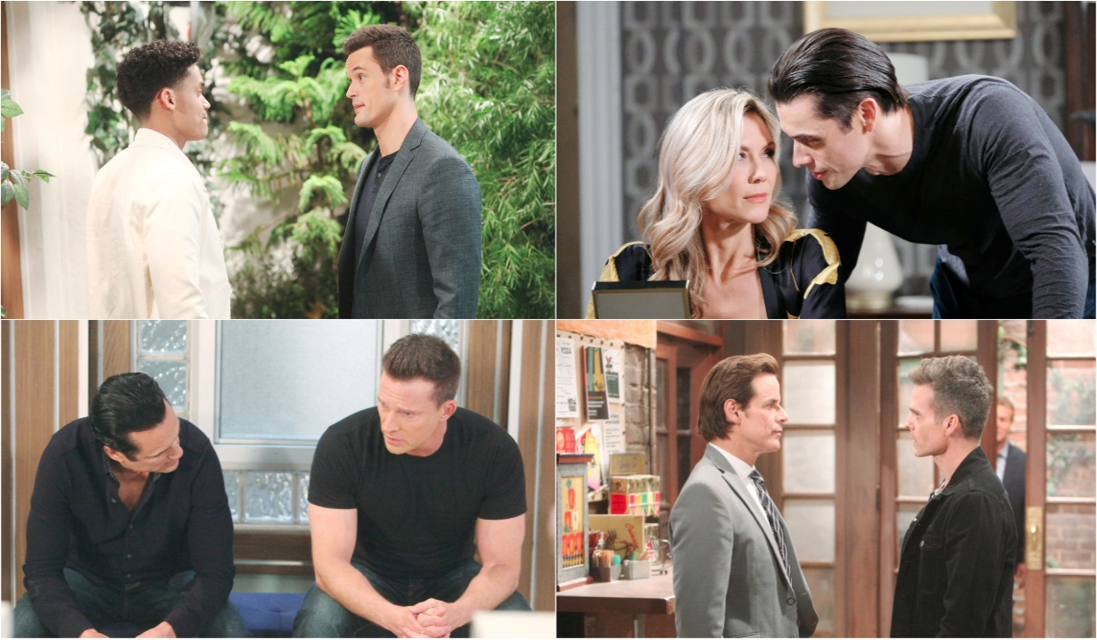 6-17-19 spoilers for bold and beautiful days of our lives general hospital young and restless