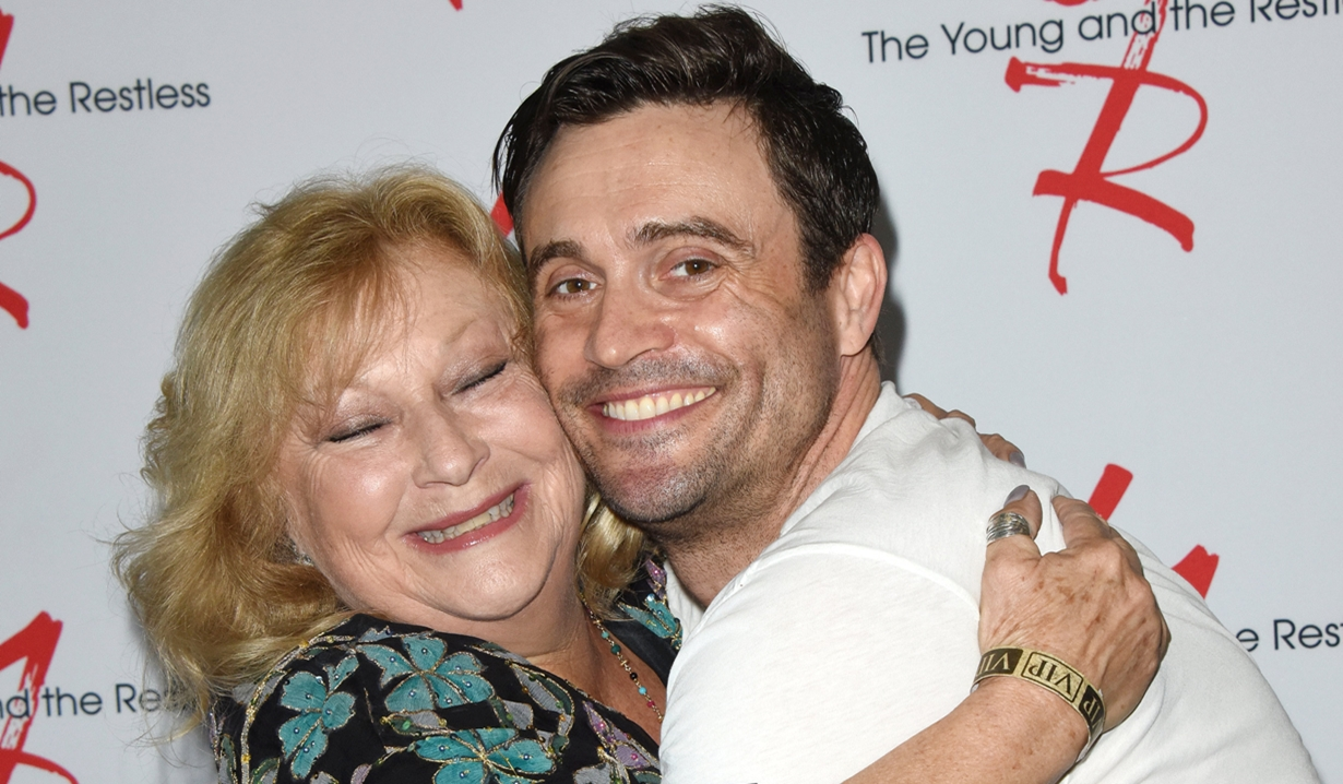 Beth Maitland Daniel Goddard Fan event young and restless