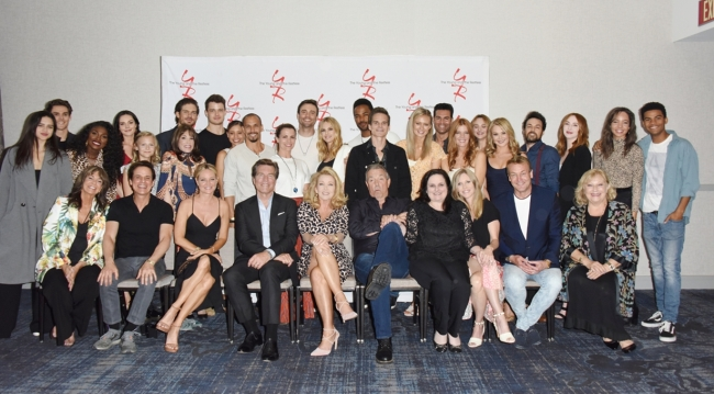 Fan event young and restless cast