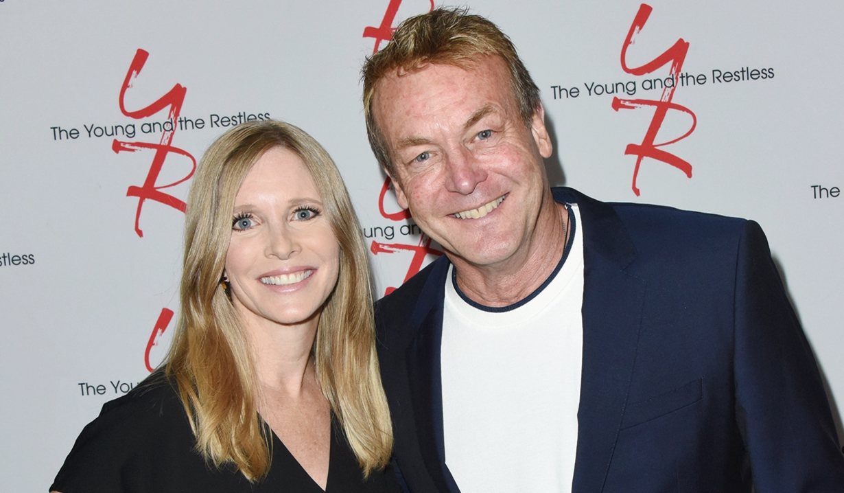 Lauralee Bell, Doug Davidson Fan event young and restless