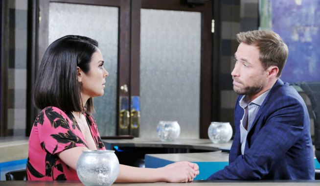 chloe and rex grow closer on days of our lives