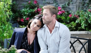 "Kyle Lowder, Nadia Bjorlin""Days of our Lives"" SetNBC StudiosBurbank11/12/18© XJJohnson/jpistudios.com310-657-9661Episode # 13608U.S.Airdate 06/3/19"