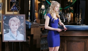 claire saddened caroline memorial days of our lives