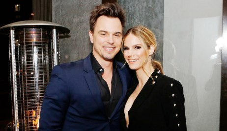 Darin Brooks and Kelly Kruger pregnant