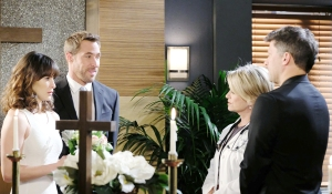 eric marries rex sarah days of our lives