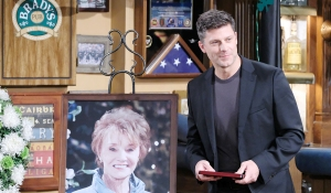 eric speaks caroline memorial days of our lives