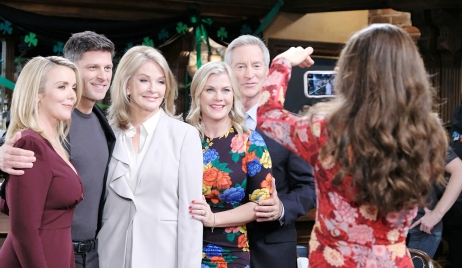 family photo caroline memorial days of our lives