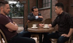 Julian, Sonny and Brad discuss Wiley on General Hospital