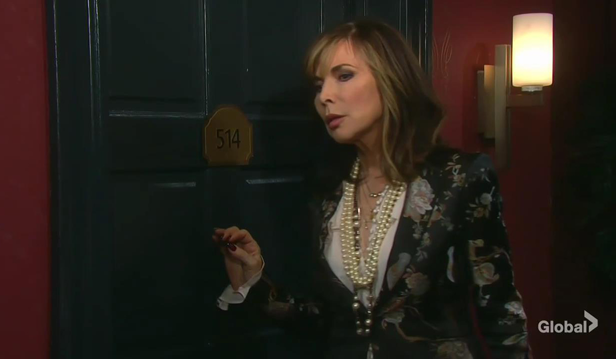 kate eavesdrops days of our lives