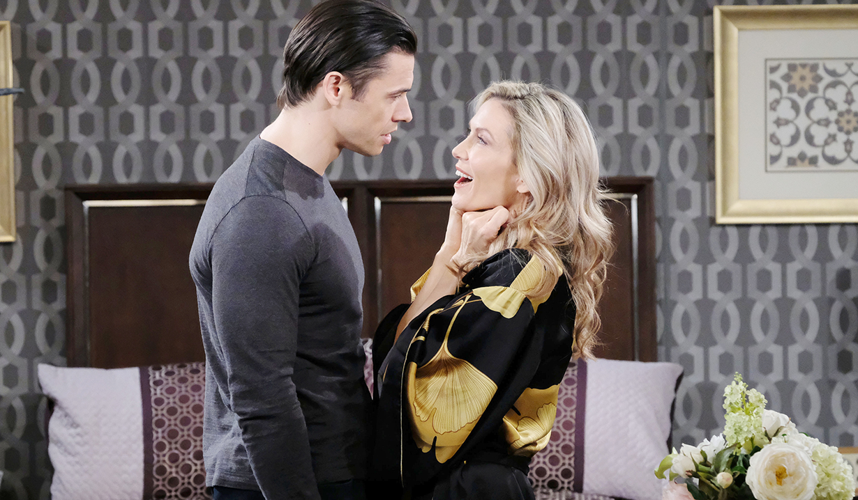kristen and xander at hotel days of our lives