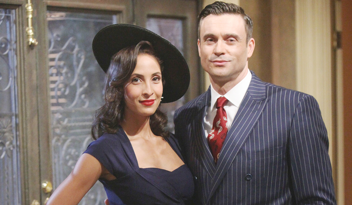 Christel Khalil, Daniel GoddardThe Young and the Restless
