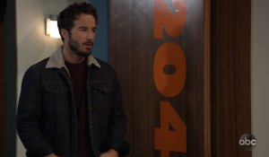 Lucas Visits Willow on General Hospital