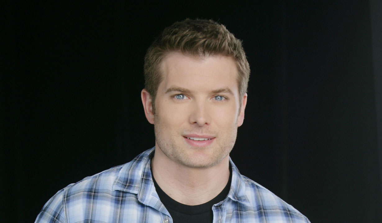 Mark Lawson as Dustin on General Hospital