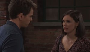 Willow admits the truth to Michael on General Hospital