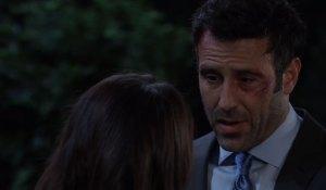 Shiloh warns Sam on General Hospital