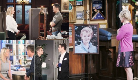 bold and beautiful days of our lives general hospital young and the restless roundup June 24