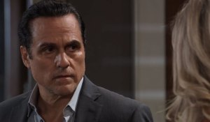 Sonny and Carly discuss Ava on General Hospital
