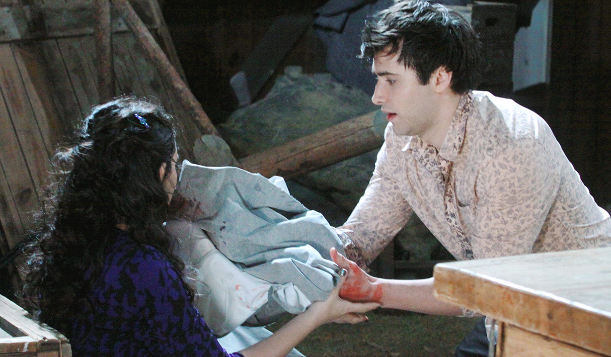 Gabi and Sonny days of our lives