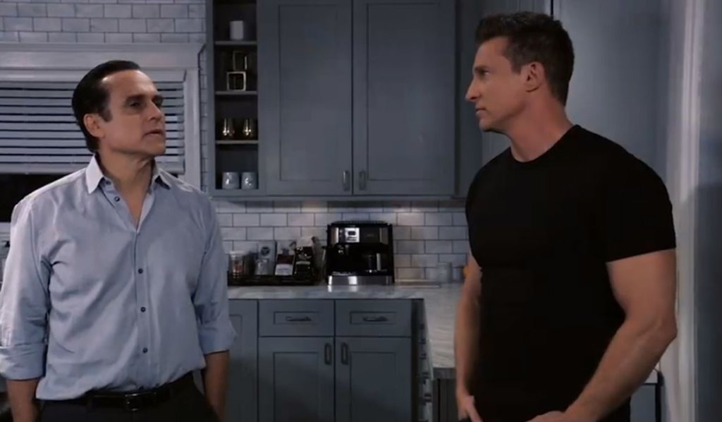 sonny and jason want to kill shiloh on general hospital