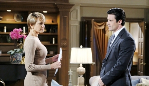 ted and kristen as nicole days of our lives