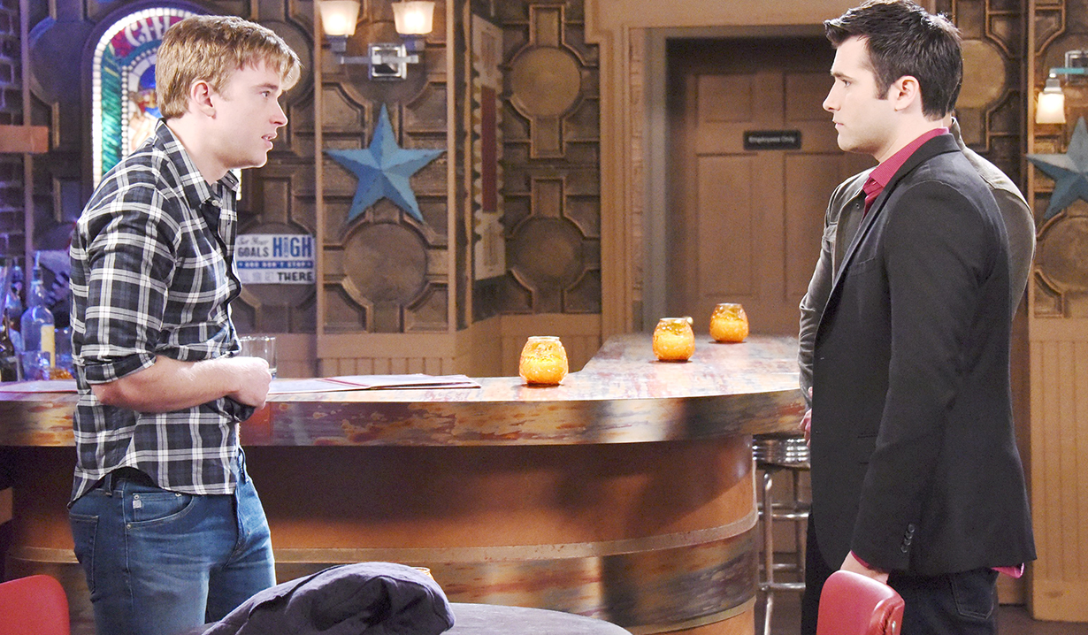 Will and Sonny and Paul days of our lives