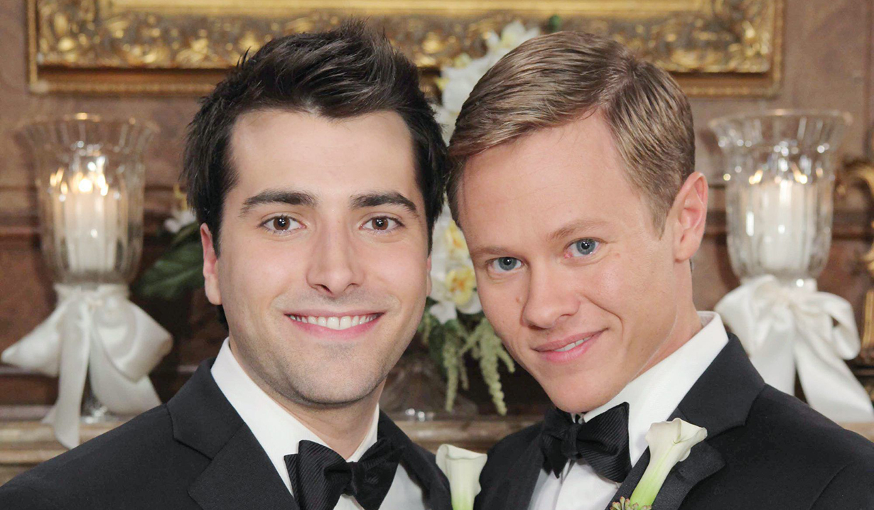 Will and Sonny married days of our lives