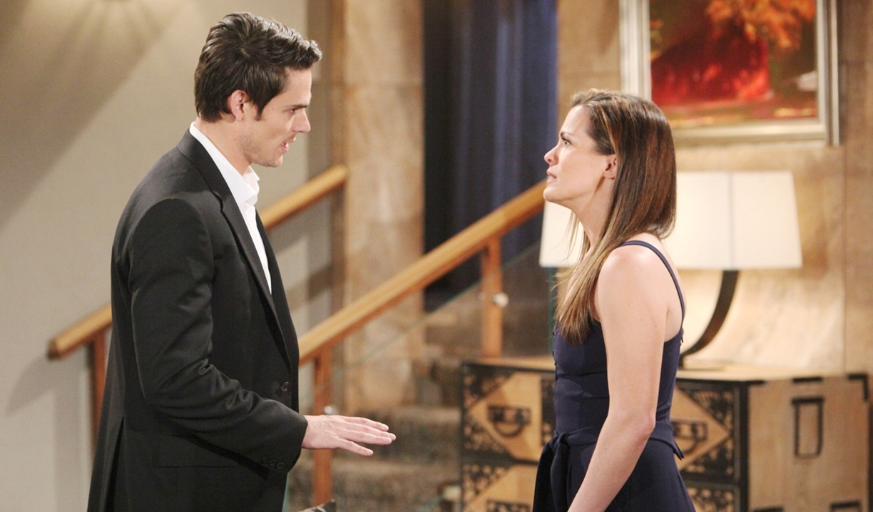 Chelsea disillusioned with Adam on Young and Restless